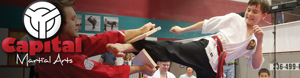 Capital Martial Arts at Salem Gymnastics & Swim