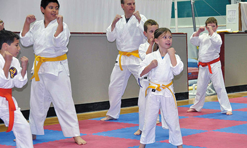 Capital Martial Arts Class for All